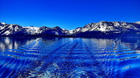 Lake Tahoe, la Californie Photos libres de droits