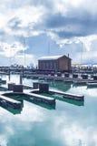 Lake Tahoe Marina Stock Photography