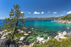 Lake Tahoe Royalty Free Stock Photo