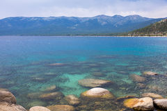 Lake Tahoe - Sand Harbor Stock Photo