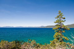Lake Tahoe scenic Stock Images