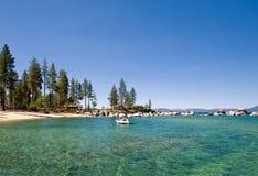 Lake Tahoe scenic America Stock Image