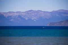 Lake Tahoe, Sierra Nevada Mountains California 2 Royalty Free Stock Photos