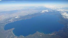 Lake Tahoe sul Fotografia de Stock