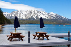 Lake Tahoe Vacation Royalty Free Stock Image
