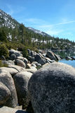 Lake Tahoe Vista Royalty Free Stock Images