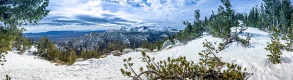lake tahoe zimy Obraz Stock