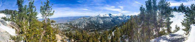 lake tahoe zimy Obrazy Stock