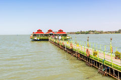 Lake Tana in Bahir Dar Royalty Free Stock Photography