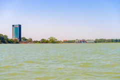 Lake Tana in Ethiopia. Royalty Free Stock Photo