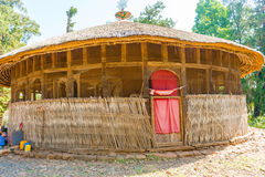 Lake Tana Monastery Royalty Free Stock Photos