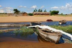 Lake Tanganyika, Tanzania Royalty Free Stock Photography