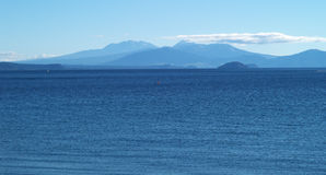 Lake Taupo Stock Photography