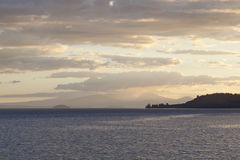 Lake Taupo New Zealand Stock Photography
