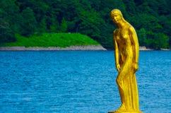 Lake Tazawa, Japan Stock Photos