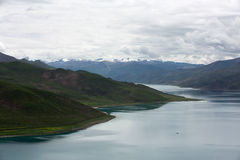 Lake in Tebit Royalty Free Stock Image