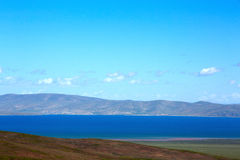 Lake in Tebit Royalty Free Stock Photos