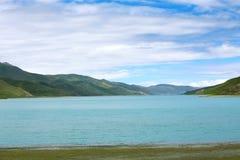 Lake in Tebit Royalty Free Stock Photo