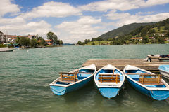 Lake Tegernsee, Germany Royalty Free Stock Photos