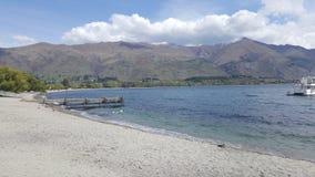 Lake Tekapo fotografering för bildbyråer