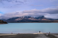 Lake Tekapo Stock Photography