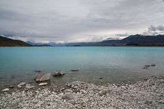 Lake Tekapo Royalty Free Stock Photography