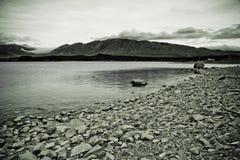 Lake Tekapo. South Island, New Zealand Royalty Free Stock Photo