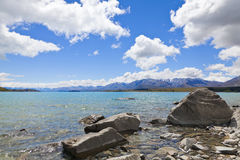 Lake Tekapo Stock Photo