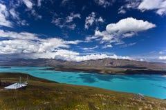 Lake tekapo Stock Image