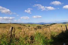 Lake Tekapo. Beautiful Nature surrounding Lake Tekapo, New Zealand stock image