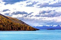 The Lake Tekapo Stock Photos