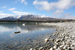 Lake Tekapo New Zealand Royalty Free Stock Photos