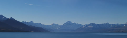 Lake Tekapo, New Zealand royalty free stock photo