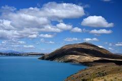 Lake Tekapo, New Zealand Stock Photo