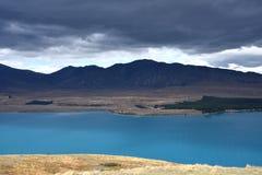 Lake Tekapo, New Zealand Royalty Free Stock Photos