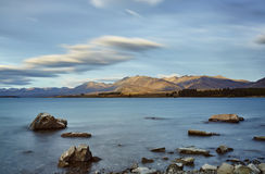 Lake Tekapo New Zealand Royalty Free Stock Images