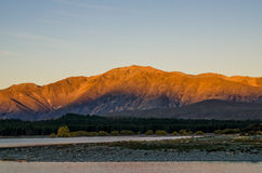 Lake Tekapo,New Zealand Stock Photos
