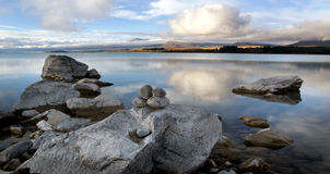 Lake Tekapo NZ Stock Image