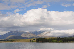 Lake Tekapo Royalty Free Stock Photos