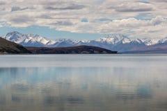 Lake Tekapo, South Island, New Zealand Royalty Free Stock Images