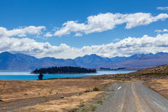 Lake Tekapo Royalty Free Stock Photo
