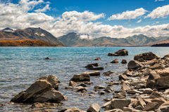 Lake Tekapo Stock Photography