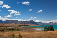 Lake Tekapo Royalty Free Stock Image