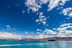 Lake Tekapo Royalty Free Stock Photography