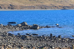 Lake Tekapo,South Island New Zealand. Royalty Free Stock Photography
