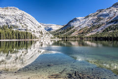 Lake Tenaya. Yosemite, CA Stock Photos