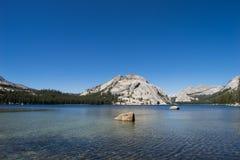 Lake Tenaya, Yosemite CA Stock Images