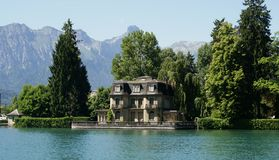 Lake Thun Royalty Free Stock Images