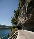 Lake Thun Stock Photography