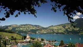 Lake Thun Royalty Free Stock Image